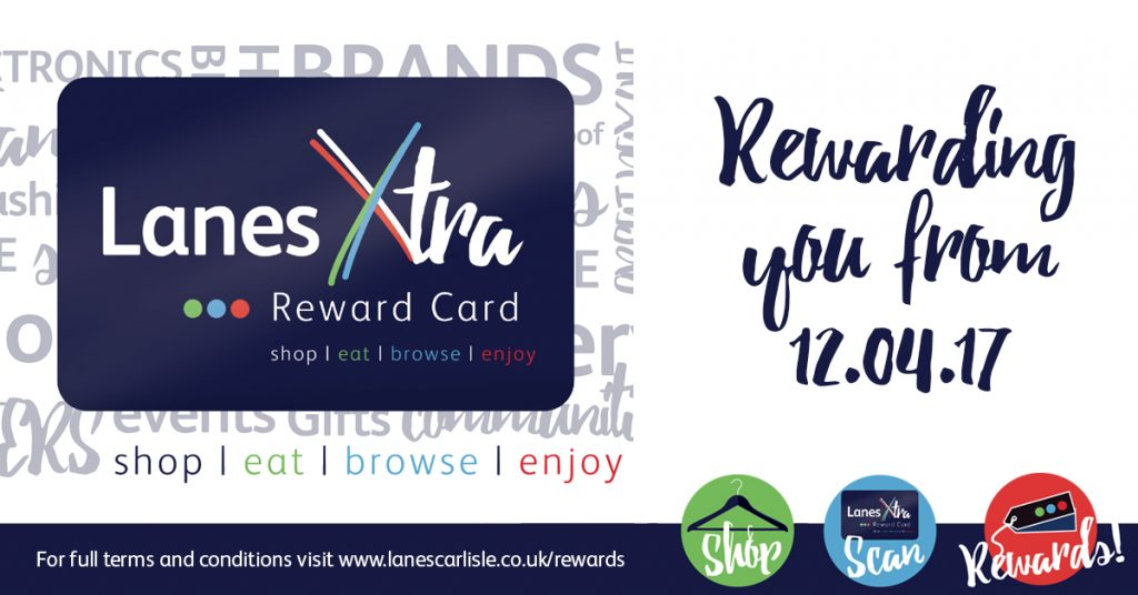 Loyalty card campaign