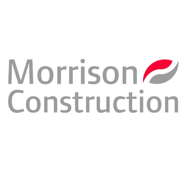 Morrison Construction marketing logo