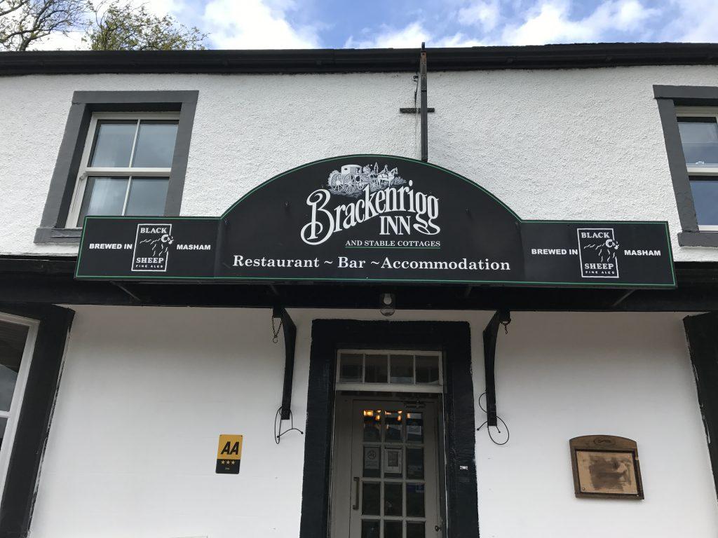 Brackenrigg Inn Marketing consultant acorn marketing cumbria