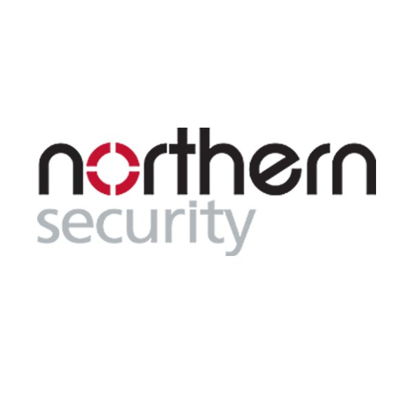 Northern security marketing logo