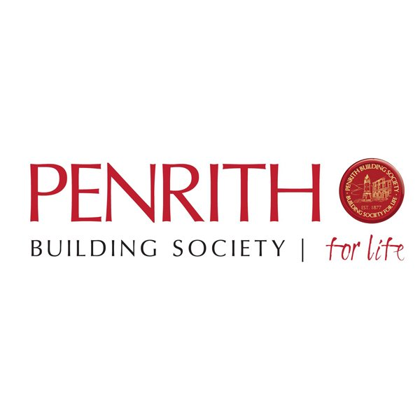 Penrith Building Society marketing logo