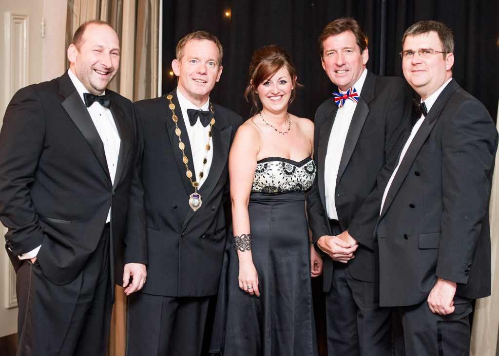Penrith Chamber of Trade Annual dinner