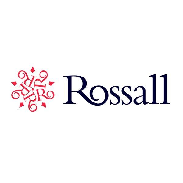 Rossall School marketing logo