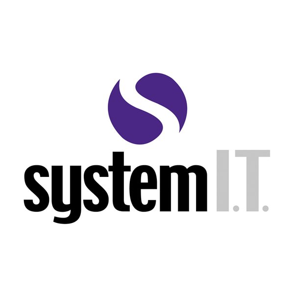 System IT marketing logo