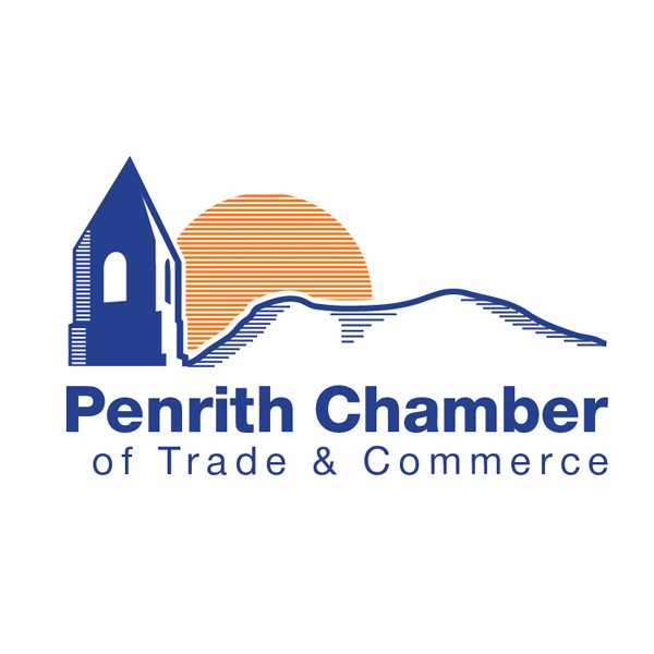 Penrith chamber of trade logo marketing cumbria