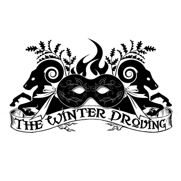 Winter Droving marketing logo