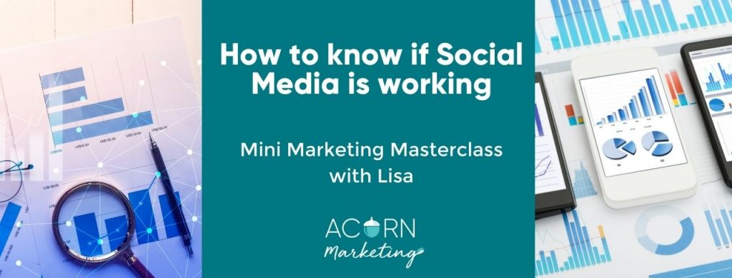 How to know if social media is working